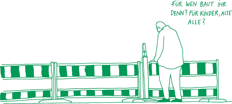 Illustration: Anschauen